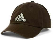 New Licensed Adidas Originals Sport  Relaxed Adjustable Hat  Brown  Climalite SA