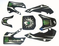 GRAPHICS DECAL STICKER KIT for KAWASAKI KLX110 KLX 110 KX 65