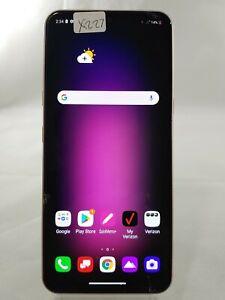 LG V60 ThinQ V600 128GB 5G Verizon Wireless Unlocked Smartphone Cell Blue X227