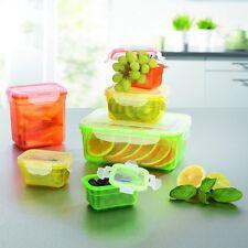 maxxcuisine Klick-it Frischhaltedosen Frischhalte-Dosen Aufbewahrung 12-teilig