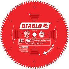 """NEW FREUD D1090X 10"""" INCH X 90 TEETH DIABLO ULTRA FINE CIRCULAR SAW BLADE"""