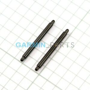 New Pins kit for band 22 mm for Garmin Instinct genuine watch part