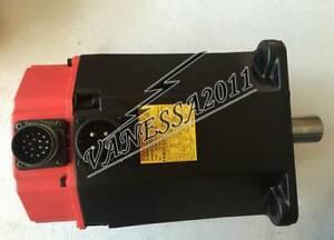 1PCS USED Fanuc AC Servo Motor A06B-0142-B075