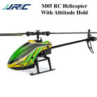 4CH RC Helicopter JJRC M05 2.4G 6-Aixs Gyro  Alttitude Hold Toy Plane RTF
