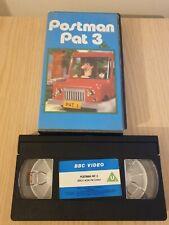 Postman Pat 3 VHS Video Classic 80s Kids TV
