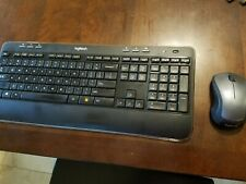 Logitech MK520 Wireless Keyboard, M310 Wireless Mouse, and unifying receiver