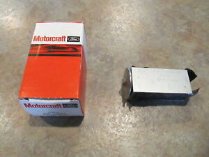 NOS Motorcraft 1985-1989 Merkur XR4Ti/Scorpio A/C Valve.. New In Box