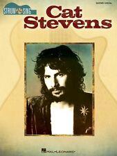 Cat Stevens Strum & Sing Guitar Sheet Music Easy Guitar Book NEW 000116827