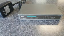 D-Link DSH-5 5 Port Switch 10/100 includes Power Adapter