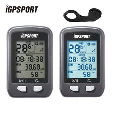IGPSPORT Cycling USB Wireless GPS IGS20E&Holder Speedometer Bicycle Computer