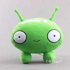 Mooncake Plush Toy Cute  Green Robot  Final Space Season Soft Stuffed Dolls