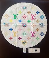 Rare Louis Vuitton murakami takashi balloon multi color unused