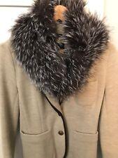 Genuine Fox Fur Infinity Cowl Scarf