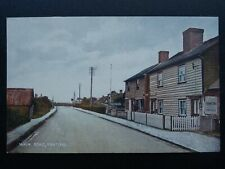 Essex FRATING Main Road showing POST OFFICE & FURNITURE SALE Ad - Old Postcard
