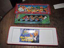 Joe Camel Lighters Club Pack lot 5 - & Original Advertising Tin!