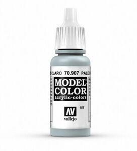 Vallejo MODEL COLOR 70.907 - PALE GREY BLUE