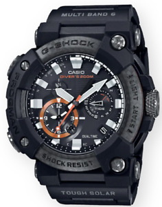 Casio G-Shock Frogman Carbon Composite Band GWFA1000XC-1A Multi-Band 6 Bluetooth