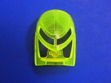 Lego Bionicle Trans Neon Green Miru Kanohi Mask of Levitation 2001 Lewa