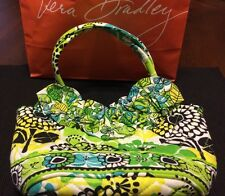 "AUTHENTIC VERA BRADLEY SMALL ""LIMES UP"" TOTE NWOT"
