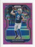 2020 Panini Prizm ROOKIE Pink Prizm #331 JACOB EASON Colts RC