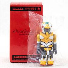 Evangelion 1:0 EVA-00 Kubrick Figure Medicom Toy JAPAN ANIME