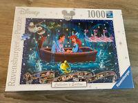 Ravensburger Disney LITTLE MERMAID jigsaw 1000 piece puzzle Collector's Edition
