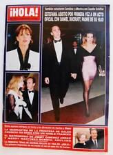 Revista Hola Nº 2546. Mayo 1993. Princesa Estefanía, Carlos y Diana
