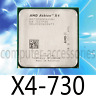 AMD X4-730 2.8GHz 4Core 4MB L2 65W Socket FM2 CPU Processor