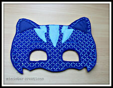 Handmade Kids Mask - Cat Boy from PJ Mask - Disney