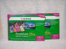 FUJI 4 X 6 GLOSSY INKJET  PHOTO PAPER GET READY FOR THE SPRING AND VACATIONS