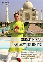 Great Indian Railway Journeys: Series 1 [DVD][Region 2]