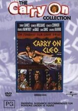 Carry On Cleo (DVD, 2003)