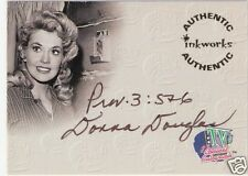 TVs COOLEST AUTOGRAPHS - DONNA DOUGLAS as ELLY MAY