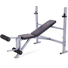 CAP Strength Mid-Width Weight Bench Fitness Exercise Workout Gym Equipment