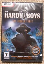 The Hardy Boys The Hidden Theft New Sealed - PC Adventure Game