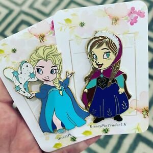 Anna Baby Animator Frozen Pin Disney Trading Pin Limited Edition