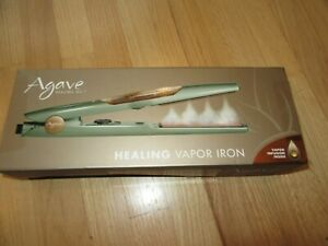 13S/AGAVE HEALING VAPOR IRON WITH HEALING OIL!