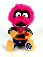 Disney Jr Muppet Babies Rockin Animal Plush Toy Stuffed Doll Drums Talks Sings
