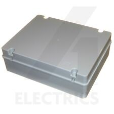 Large Junction Box 380mm x 300mm x 120mm Waterproof Electrical Panel Enclosure