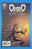 Ororo: Before The Storm #3 Marvel Comics X-Men 2005 Origin
