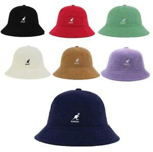 New Kangol Bermuda Casual Bucket Hat Timeless Classic