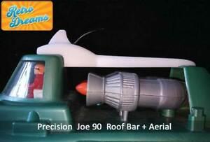 Joe 90 JR21 Rosenthal Century 21    Production Quality Reproduction    3D Design