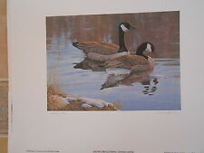 AB1 - Alberta First Of Province Numbered, Artist Signed Print. & Stamp. #02 AB1