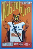 Hobgoblin #2 Marvel Comics 2014 AXIS Avengers X-Men Spider-Man