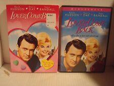 Lover Come Back (Rock Hudson, Doris Day, Tony Dandall) (DVD W/Sleeve, 2004) L N