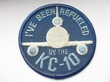 RAF/USAF squadron cloth patch  ive been refueled by the KC-10