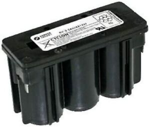 BATTERY FOR LIFE FITNESS / LIFECYCLE 9500 / 9500HR / 0017-00003-0685 - 6v 2.5ah