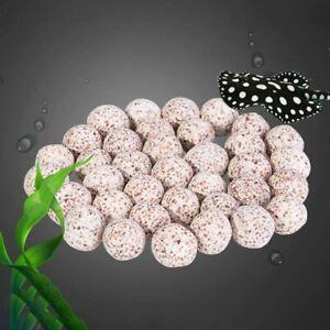 450g Aquarium Fish Tank Pond Filter Media Bio Ball Bag Quartz Canister Cleaning