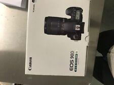 Canon EOS 90D Digital SLR Camera +EF-S 18-135mm f/3.5-5.6 IS USM Brand New Box