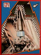 Thunderbirds PRO SET - Card #012, Thunderbird 1 Hangar - Pro Set Inc 1992